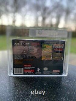 Super Mario Kart Snes / Sealed/ Vga 85 / Classé/ Ntsc / Rare / Super Nintendo/us