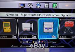 Super Nintendo Classic Edition Snes Mini Avec Plus De 5000 Jeux - Nouveau Rétro