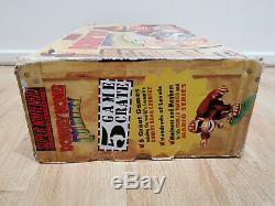 Super Nintendo Donkey Kong 5 Jeu Crate Aus Console Box Complète Snes Pal-