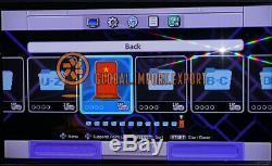 Super Nintendo Edition Classic Snes Console Mini Système De Divertissement 5400 Jeux