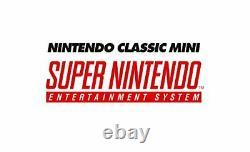 Super Nintendo Entertainment System Nintendo Mini Classique Konsole 21 Spiele Neu