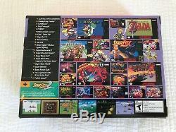 Super Nintendo Entertainment System Snes Classic Edition! État Neuf