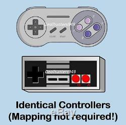 Super Nintendo Entertainment System Snes Mini Console Classic Edition Nouveau