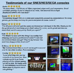 Super Nintendo Entertainment System Super Nes Classique Console Édition