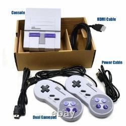 Super Nintendo Mini Entertainment System Super Nes Classic Edition 21 Jeux Hmi