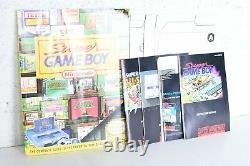Super Nintendo Nes Super Game Boy Set Matched Serial Complete Box Snes Cib Sacs
