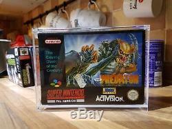 Super Nintendo Snes Aliens Vs Predator Pal Uk Rare