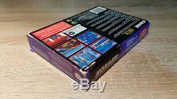 Super Nintendo Snes / Batman & Robin + Ovp + Anleitung / Dt. Pal Cib 100% Original