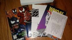 Super Nintendo Snes Coffret Anxiété Séparation Venom & Spider-man Rare Cib