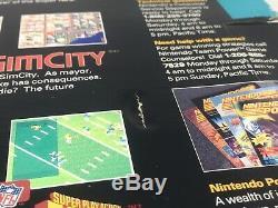 Super Nintendo Snes Console Système F-zero Cible Complete Edition En Boîte, Testé
