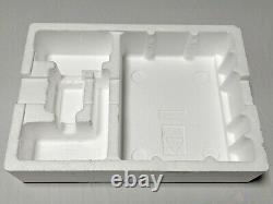 Super Nintendo Snes Control Set Console Box Inserts & Polystyrène Seulement Minty