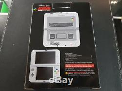 Super Nintendo Snes Édition Console Nintendo 3ds XL Nouvelle Marque Nouvelle Et Scellée