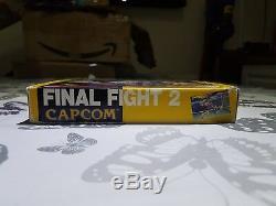Super Nintendo Snes Final Fight 2