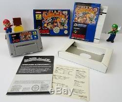 Super Nintendo Snes Jeux Super Adventure Island 2 II + Anleitung + Ovp Cib