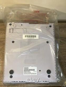 Super Nintendo Snes Killer Instinct Console System Complete In Box New Inutilisé