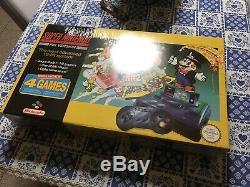 Super Nintendo Snes Mario All-stars Bundle Tout Neuf