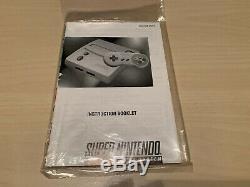 Super Nintendo Snes Mini Système Console De Jeux Zelda Brand New