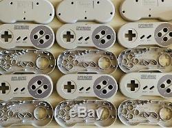 Super Nintendo Snes Offical Retro Controller Oem Original Authentique Classique