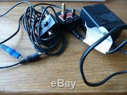 Super Nintendo Snes Rue Console Fighter II (2) Turbo Variante Boxed Et Complète