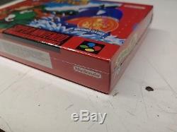 Super Nintendo Snes Super Mario World 2 Completamente Nuevo (precintado)