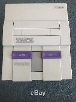 Super Nintendo Snes Zelda Lien Vers Le Système De La Console Past (no Game)