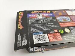 Super Nintendo Spiel Aero The Acro-bat 2 Övp Pal Snes Fah Seulement