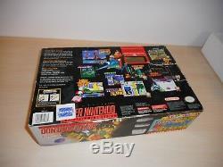 Super Nintendo Tetris Contrôle Plate-forme D'attaque 101 Mini Système Complet Snes Console