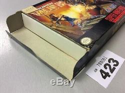 Super Nintendo (snes) Ntsc Super Valis IV Boxed