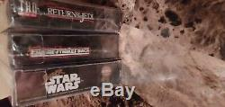 Super Star Wars Trilogy Snes Super Nintendo 3 Jeux! Looks Scellés