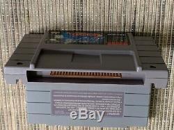 Super Turrican 2 Authentique Cart- Rare Action Adv (snes, 1995 Nintendo)