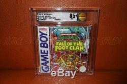 Super Turtles Pied Du Clan Nintendo Nes GB Gameboy Neu Pal Etanche / Uk Vga 85+ Snes