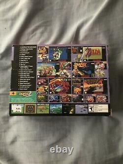 Système De Divertissement Super Nintendo Snes Classic Edition Mini De Jouets R Us