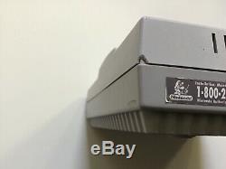 Système De Jeu Snes Original Super Nintendo Console + Contrôleurs Premium + Branchements