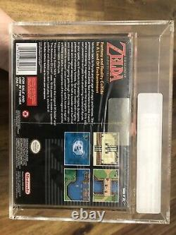 The Legend Of Zelda A Link To The Past (snes, 1992) Vga Silver 75