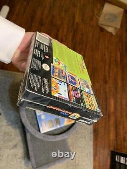 Tiny Toon Adventures Buster Busts Loose (super Nintendo)snes Newithfactory Scellé