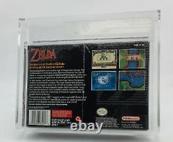 Toute Nouvelle Légende Scellée De Zelda Un Lien Vers Le Passé Snes Vga Classé 70 +