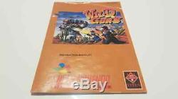 Wild Guns Super Nintendo Snes Pal Complet