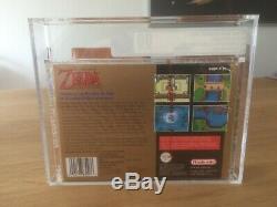 Zelda Un Lien Vers Le Passé Vga90 New Neu Unbespielt Sealed Super Nintendo Snes Ovp